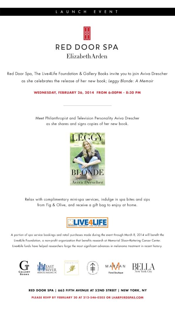Aviva's Book Launch Party